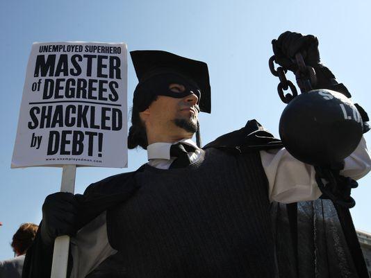 isu bebanan hutang pelajar