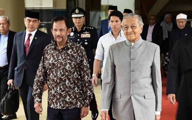 isu sultan brunei beri malaysia as 1 bilion jabatan perdana menteri beri jawapan 2 519
