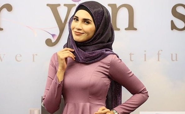 izreen azminda tinggalkan dunia hiburan 1