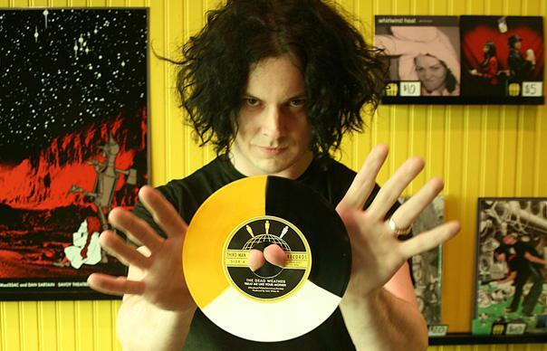 jack white triple decker vinyl