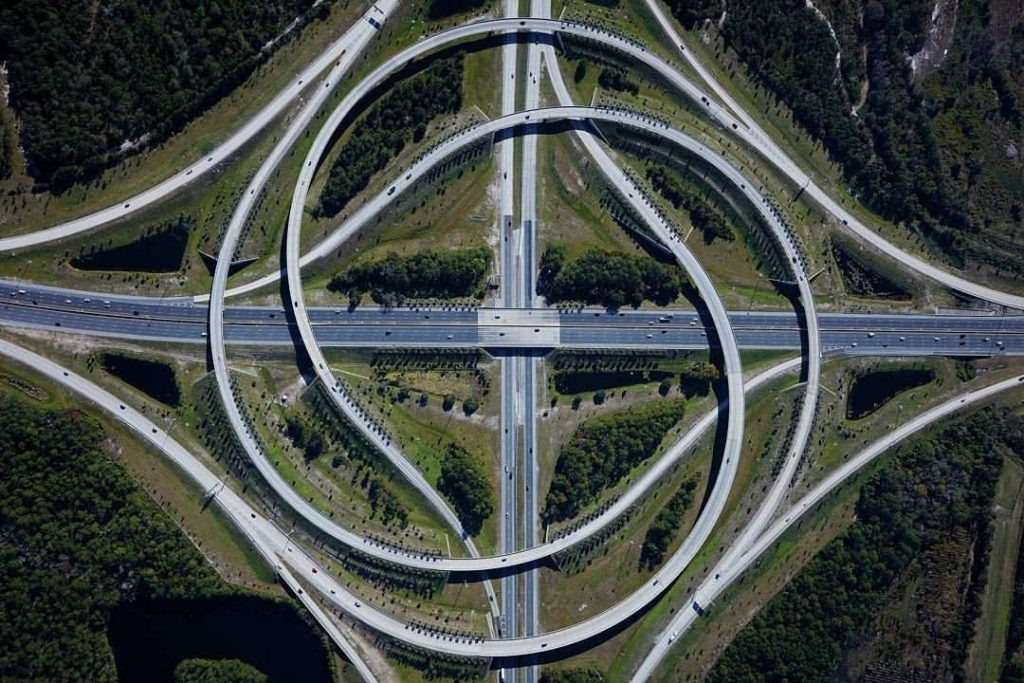 jacksonville interchange spiral jacksonville florida