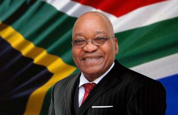 jacob zuma perdana menteri afrika selatan