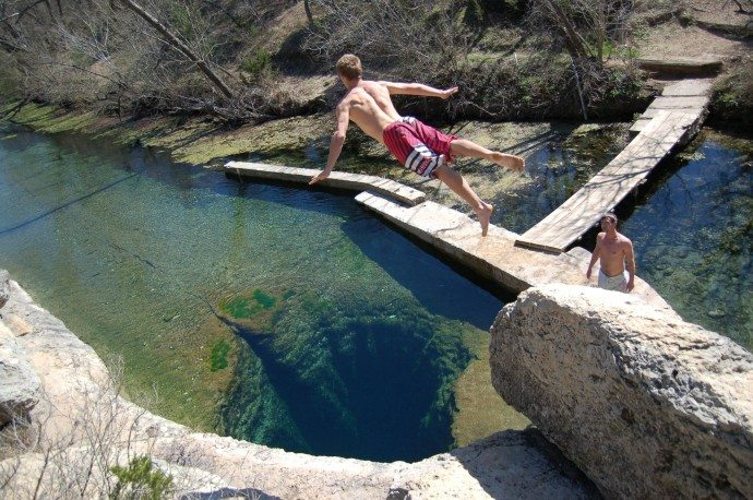 jacobs well lompat