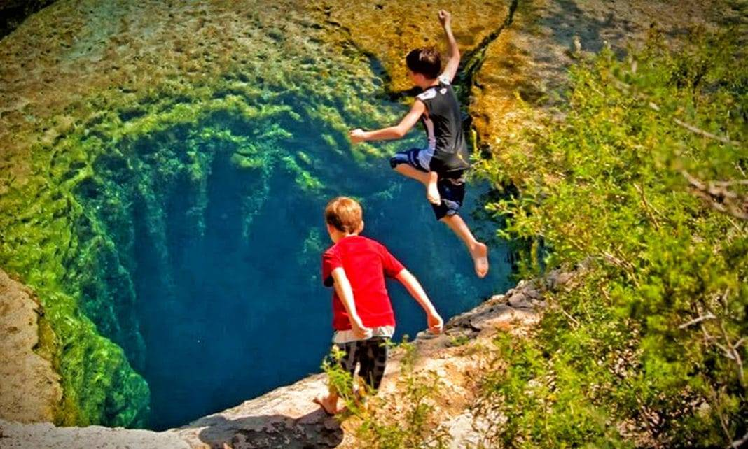 jacobs well wimberley