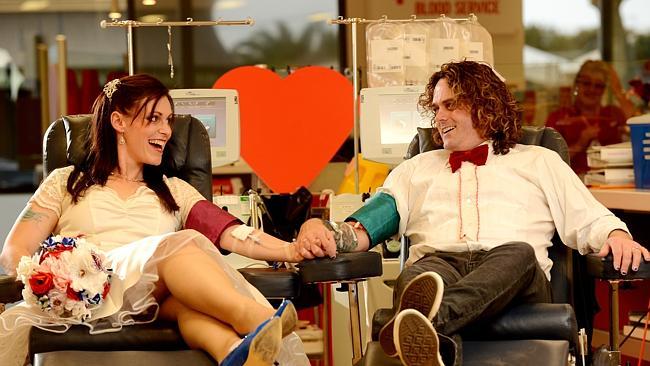 jadikan relationship goal anda untuk menderma darah bersama sama