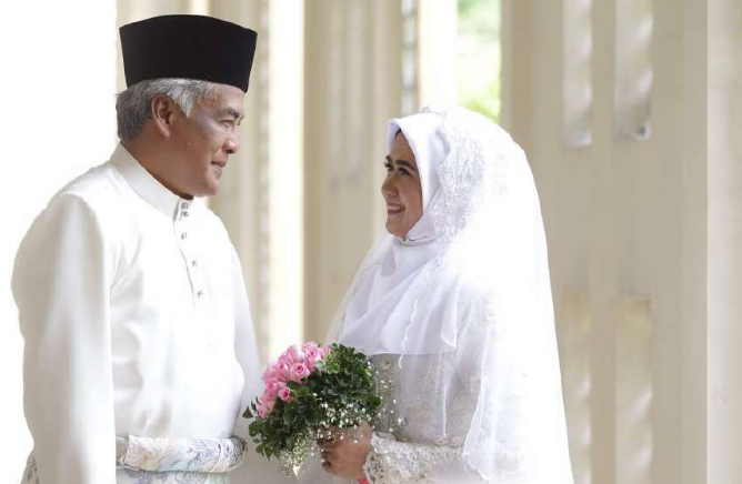 jalaluddin hassan selamat nikah kali kedua 2