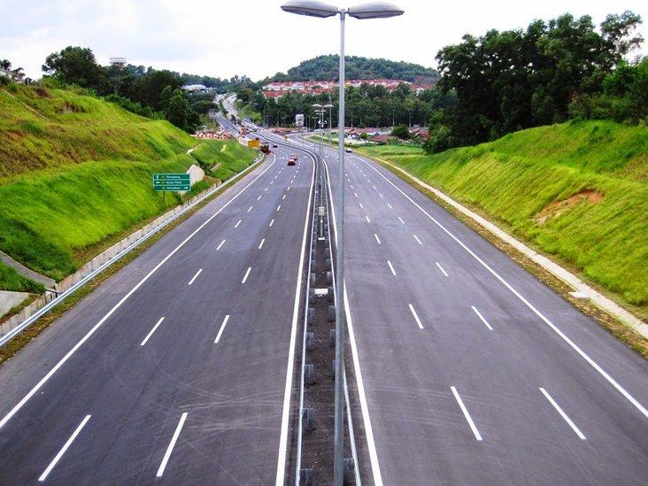 jalan raya lebuhraya malaysia