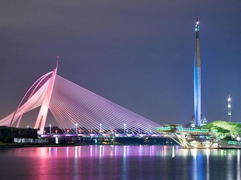 jambatan paling pelik di dunia