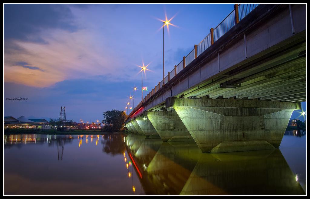 jambatan satok