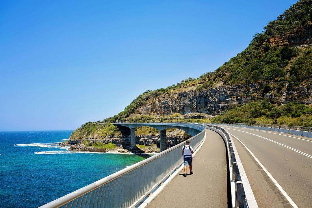 jambatan sea cliff meragut nyawa akibat selfie laluan pejalan kaki