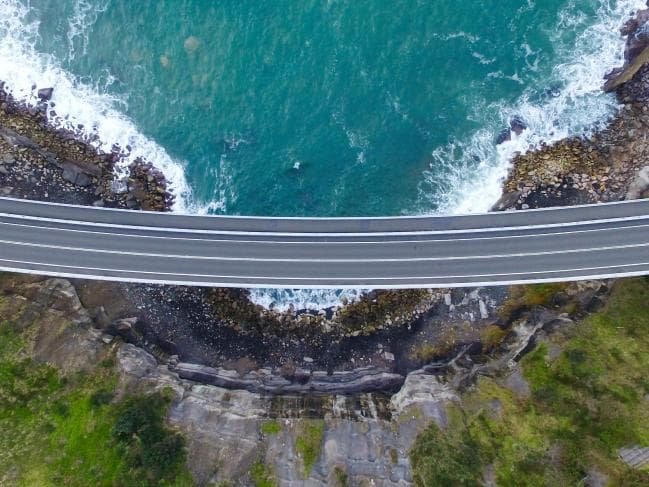 jambatan sea cliff meragut nyawa akibat selfie