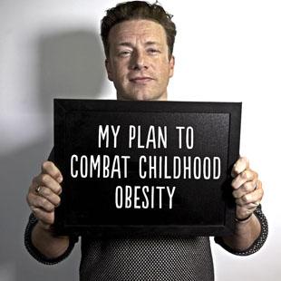 jamie ingin memerangi obesiti di kalangan kanak kanak