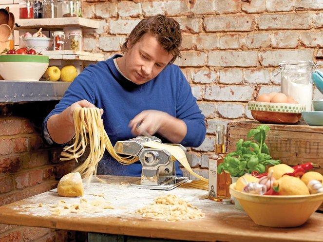 jamie oliver buat pasta
