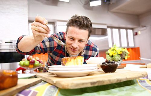 jamie oliver memasak