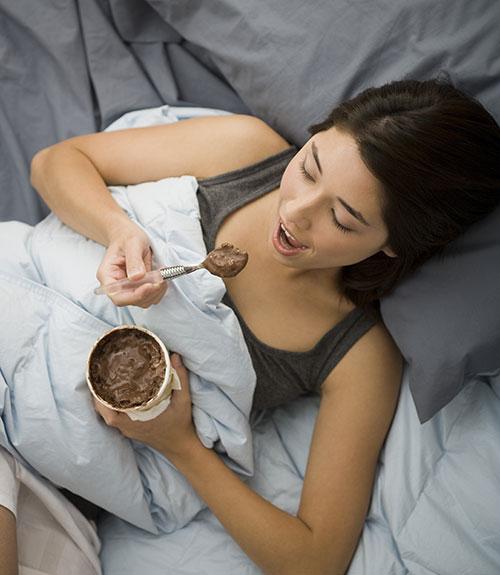 jangan makan karbohidrat tinggi sebelum tidur 4