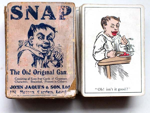 jaques snap 1905
