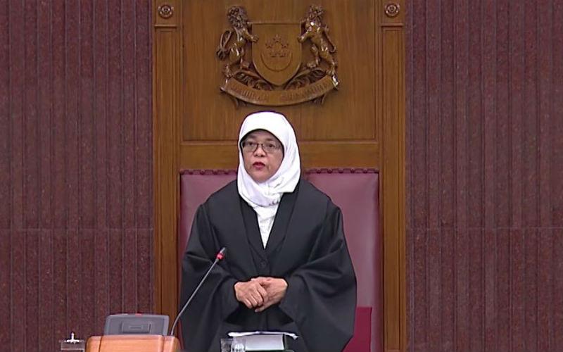 jawatan sebagai speaker