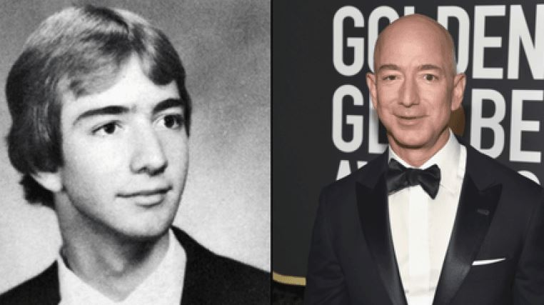 jeff bezos pengasas amazon
