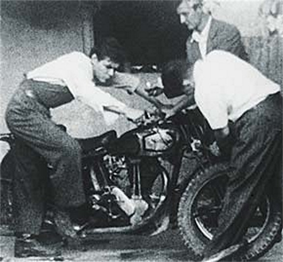 jelajah motosikal che guevara