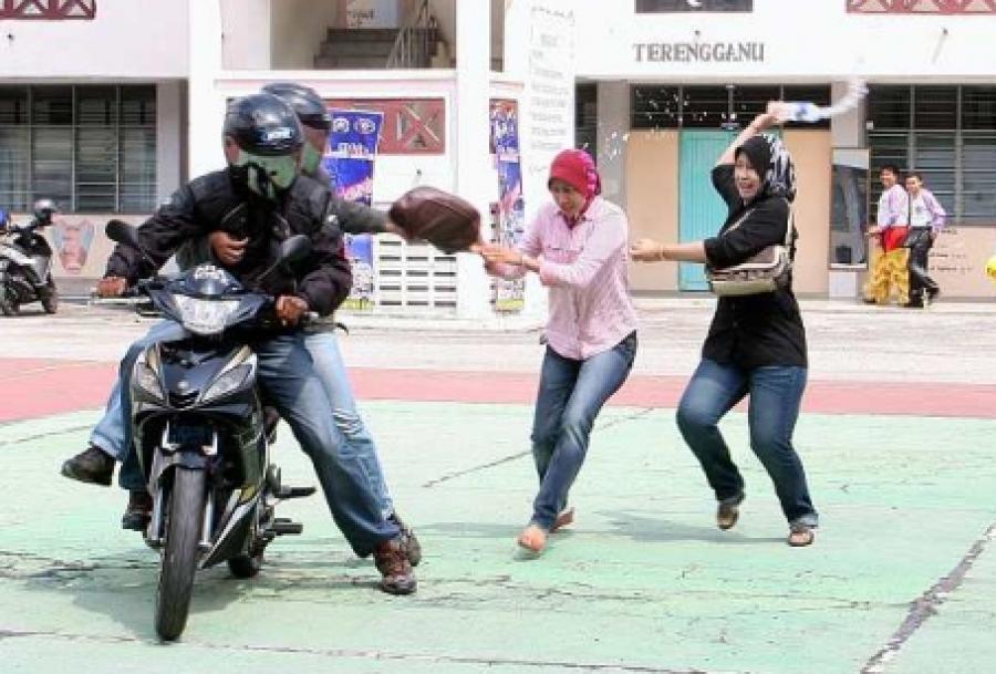 jenayah di malaysia