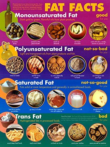 jenis lemak dalam makanan