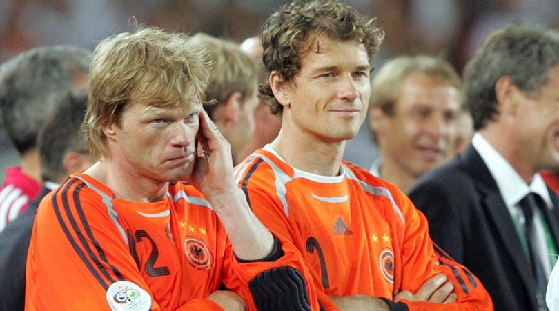 jens lehmann dan oliver kahn 10 rakan sepasukan bola sepak terkenal yang membenci sesama sendiri 2