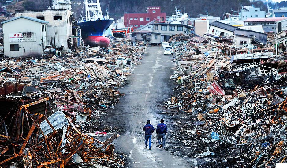 jepun banyak mengharungi bencana alam membuatkan mereka lebih bersedia