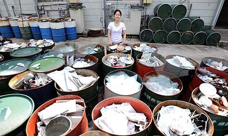 jepun sukan olimpik tokyo 2020 pingat recycle kitar semula pelihara alam sekitar