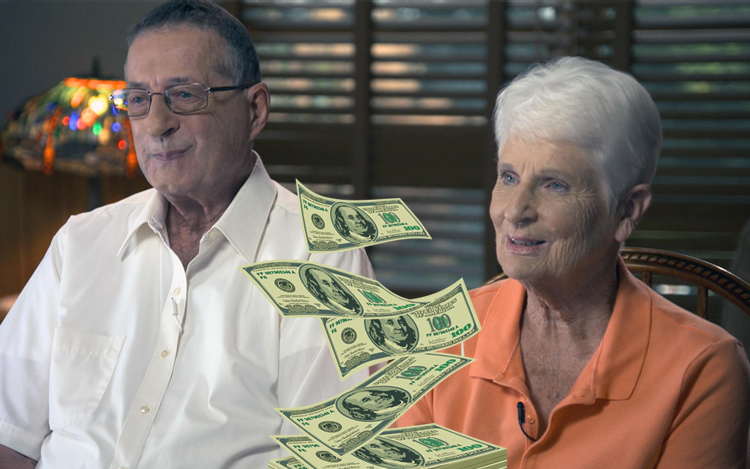 jerry and marge win money using math