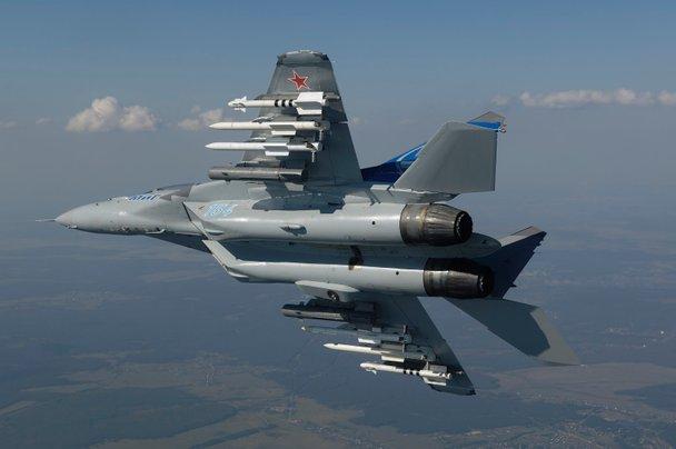 jet pejuang model russian mig 35