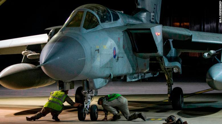 jet tornado us inilah senjata yang digunakan amerika syarikat perancis dan uk dalam serangan ke atas syria