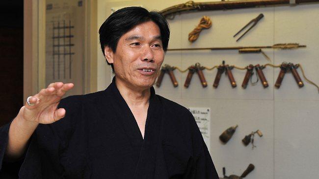 jinichi kawakami ninja tunggal bumi