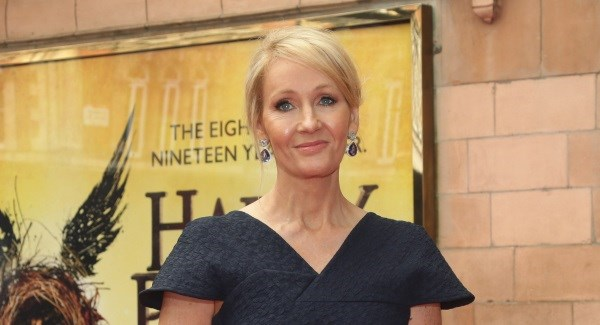 jkrowling promosikan video meniarap