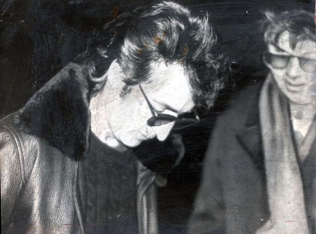 john lennon gambar terakhir individu terkenal sebelum mati