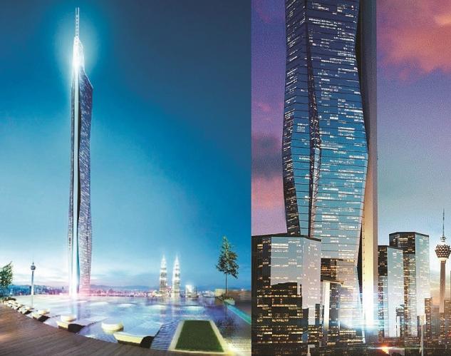 jom kenali kl118 bangunan tertinggi malaysia menggantikan klcc