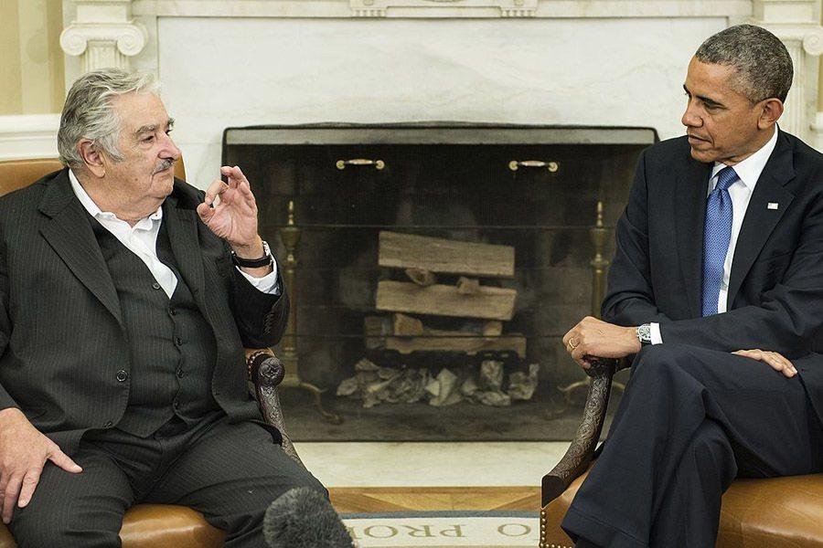 jose mujica presiden negara yang paling miskin di dunia 8