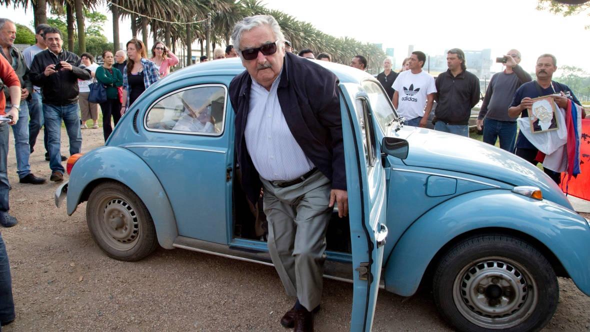 jose mujica presiden negara yang paling miskin di dunia 9