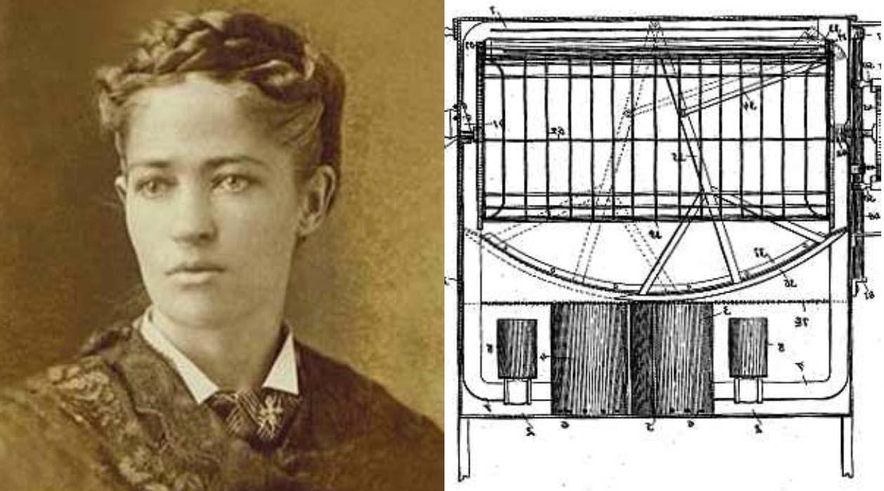 josephine cochrane pencipta mesin basuh pinggan mangkuk
