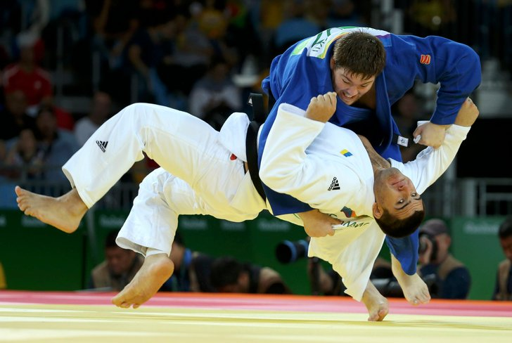 judo seni mempertahankan diri jepun