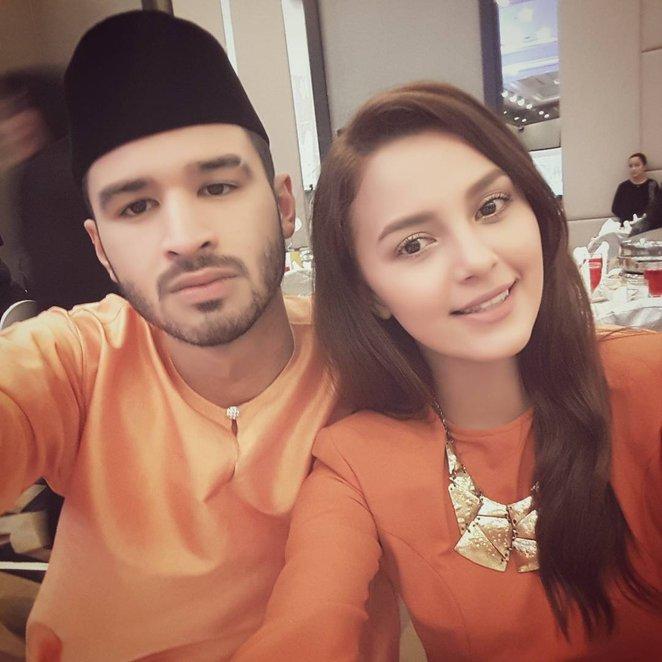 juliana evans bakal bernikah dengan tengku shariffuddin 12h57