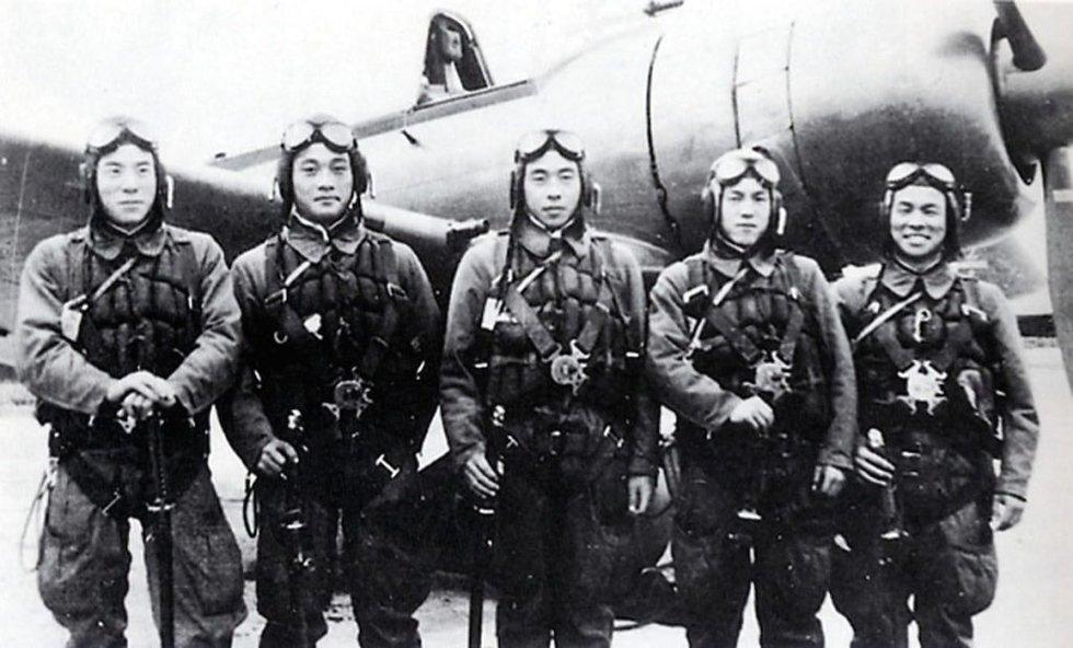 juruterbang kamikaze jepun ww2