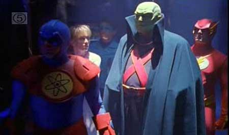 justice leaguefilem televisyen 1997