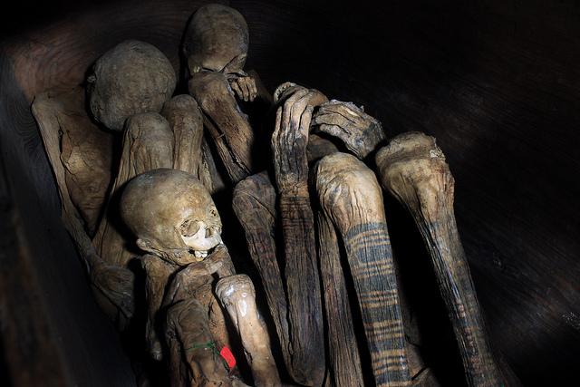 kabayan mummy cave