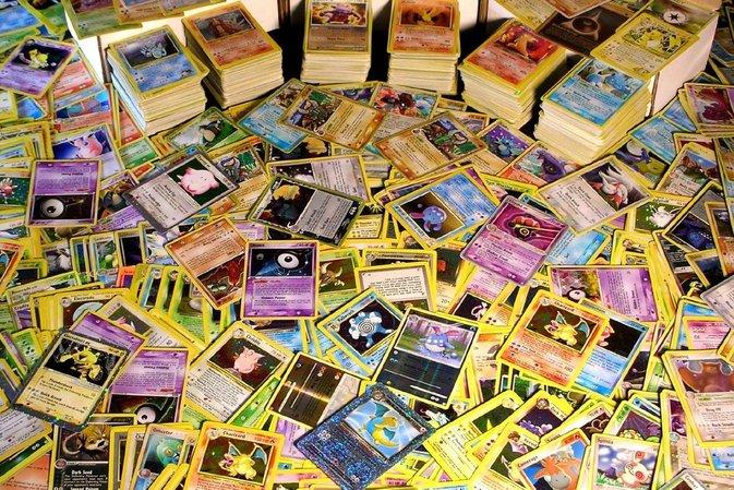 kad trading pokemon