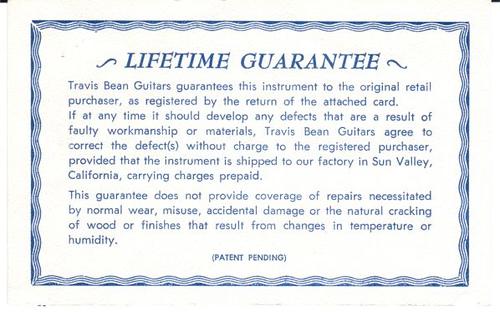 kad waranti lifetime guarantee mengelirukan pengguna