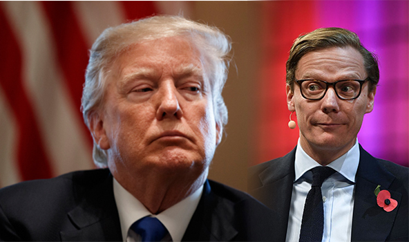 kaitan antara donald trump dan cambridge analytica