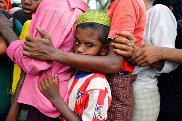 kaji semula hantar pulang pelarian rohingya ke myanmar