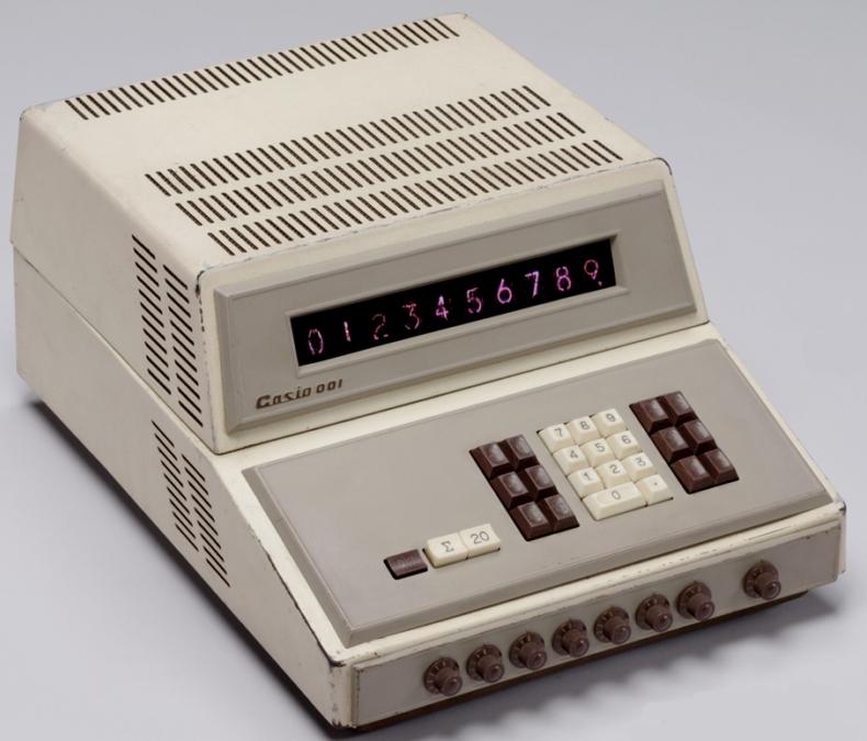 kalkulator elektrik pertama duniaa ciptaan jepun yang mengubah dunia 2
