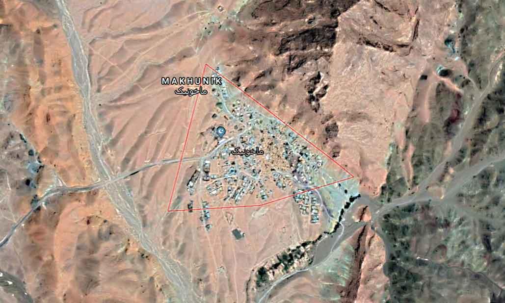 kampung makhunik desa hobit iran