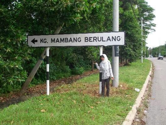 kampung mambang berulang